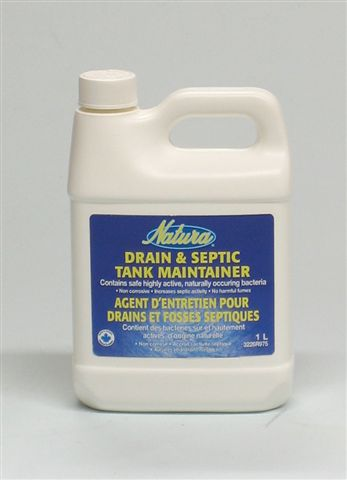 Drain and Spetic Tank Maintainer by Natura