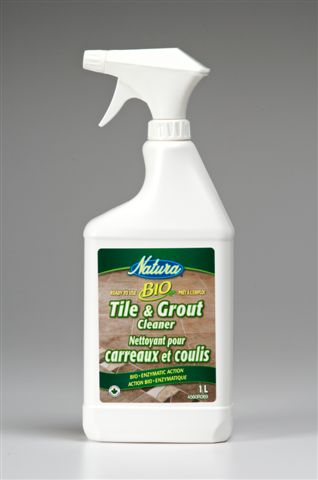 Tile and Grout Cleaner by Natura