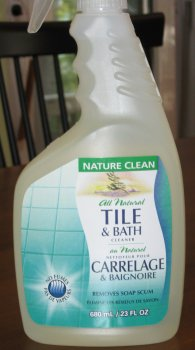Tile & Bath Cleaner by Nature Clean