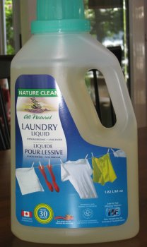Liquid Laundry Detergent by Nature Clean